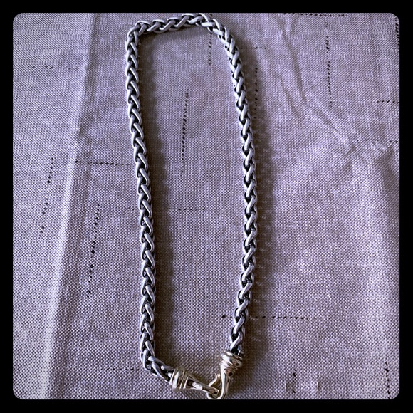 David Yurman Jewelry - David Yurman Wheat Necklace